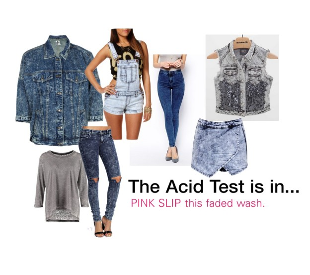 90s fashion fads acid wash jeans